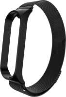 Ремешок для фитнес-трекера Xiaomi Band 3 M1 (черный) -