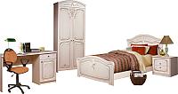 Комплект мебели для спальни ФорестДекоГрупп Валерия 2 -