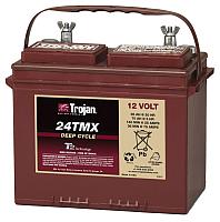 Лодочный аккумулятор Trojan 24TMX (85 А/ч) -