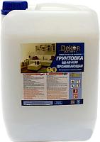 Грунтовка Dekor ВД-АК-0158 проникающая (10кг) -
