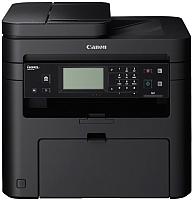МФУ Canon i-sensys MF237w (1418C121/1418C030) с трубкой для факса -