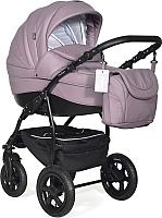 Детская универсальная коляска INDIGO 18 Special 2 в 1 (Sp 19, темная пудра) -