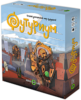 Настольная игра Muravey Games Футуриум / ТК005 -