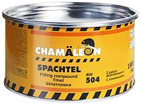Шпатлевка автомобильная CHAMALEON С алюминием 15046 (1.85кг) -