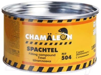 Шпатлевка автомобильная CHAMALEON С алюминием 15046 (1.85кг)