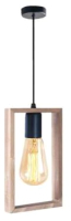 Потолочный светильник Vesta Light Wooden Frame 64211 -