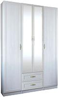 Шкаф SV-мебель Вега четырехстворчатый ВМ-06 (сосна карелия) -