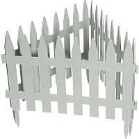 Изгородь декоративная Palisad Рейка 65004 (белый) -