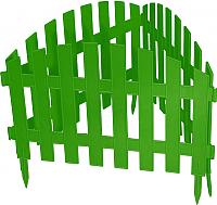 Изгородь декоративная Palisad Винтаж 65012 (зеленый) -