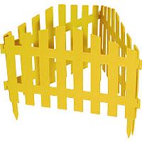 Изгородь декоративная Palisad Марокко 65031 (желтый) -