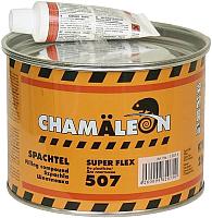 Шпатлевка автомобильная CHAMALEON Для пластика 15075 (1кг) -