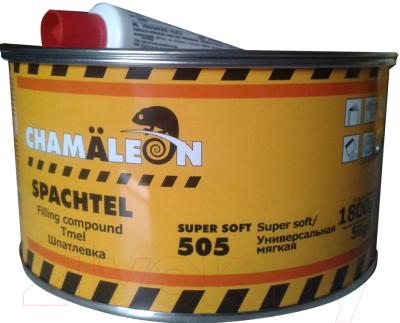 Шпатлевка автомобильная CHAMALEON Мягкая 505 / 15056 (1.85кг)