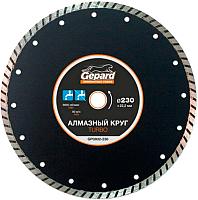 Отрезной диск алмазный Gepard GP0802-230 -