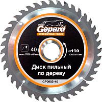 Пильный диск Gepard GP0902-40 -