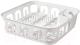 Сушилка для посуды Curver Ess Dish Drainer 00742-059-00 / 223903 (белый) -