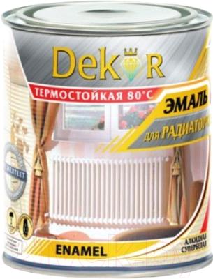 Эмаль Dekor Для радиаторов отопления