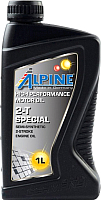 Моторное масло ALPINE 2T Special Teilsynth / 0100581 (1л) -