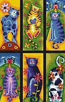 Набор для вышивания БЕЛОСНЕЖКА Коллекция кошек / 922-14 -