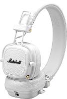 Наушники-гарнитура Marshall Major III Bluetooth (белый) -