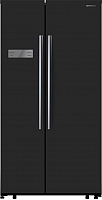 Холодильник с морозильником Daewoo RSH5110BNGL -