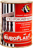 Краска декоративная Euroclass По ржавчине (900г, вишневый) -