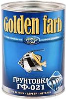 Грунтовка Golden Farb ГФ-021 (1.9кг, белый) -