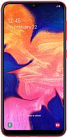 Смартфон Samsung Galaxy A10 (2019) / SM-A105FZRGSER (красный) -
