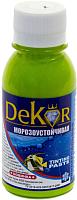 Колеровочная паста Dekor №1 (100г, лимонно-желтый) -