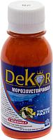 Колеровочная паста Dekor №25 (100г, персик) -