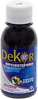 Колеровочная паста Dekor №18 (100г, черный) -