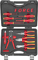 Универсальный набор инструментов Force 51016N -