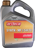 Моторное масло Ardeca Synth-MF 5W20 / P01191-ARD004 (4л) -