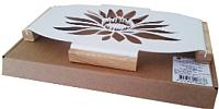 Подставка под горячее GALA PG010-WY (белый) -