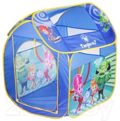 Детская игровая палатка Играем вместе Фиксики / GFA-FIX-R головоломка играем вместе фиксики