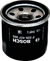 Масляный фильтр Bosch F026407209 -