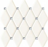 Мозаика Tubadzin MS-Abisso White (298x270) -
