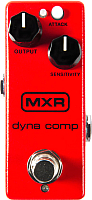 Педаль электрогитарная MXR M291 Dyna Comp Mini -