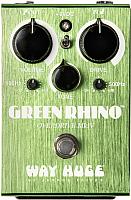 Педаль электрогитарная Dunlop Manufacturing WHE207 Green Rhino MK4-EA -