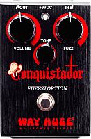 Педаль электрогитарная Dunlop Manufacturing WHE406 Conquistador Fuzzstortion -