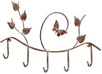 Вешалка для одежды Грифонсервис Весна ВШ5 (бронза) -