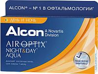 Контактная линза Air Optix Night&Day Sph-2.25 R8.4 D13.8 -