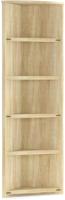 Угловое окончание для шкафа Империал Валенсия угловой 445 (дуб сонома) -