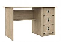 Письменный стол Империал Валенсия 3ящ (дуб сонома) -