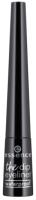 Подводка для глаз жидкая Essence The Dip Eyeliner черный (2.5мл) -