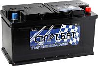 Автомобильный аккумулятор СтартБат 6CT-120e У (120 А/ч) -