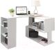Письменный стол Domus Dms-Str02 (белый) -