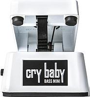 Педаль электрогитарная Dunlop Manufacturing CryBaby CBM105Q Bass Mini -