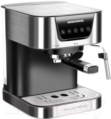 Кофеварка эспрессо Redmond RCM-M1513