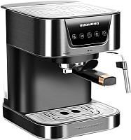 Кофеварка эспрессо Redmond RCM-CBM1514 (хром/бронза) -