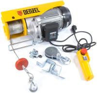 Таль электрическая Denzel TF-1000 / 52016  -